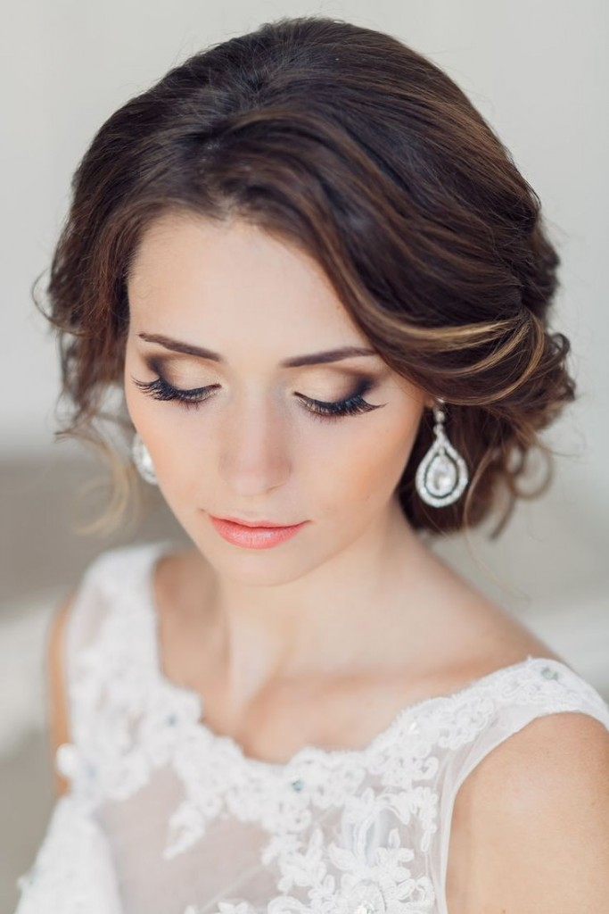 Ideas For Wedding Makeup : Bridal Makeup Tips And Ideas