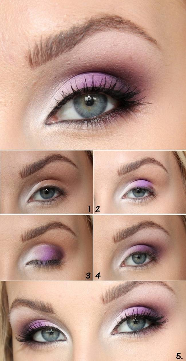 Graceful-and-Attractive-Smokey-Eye-Tutorials-20
