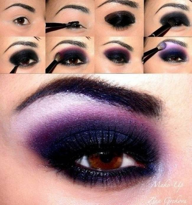 Amazing Purple Makeup Ideas You Should Try