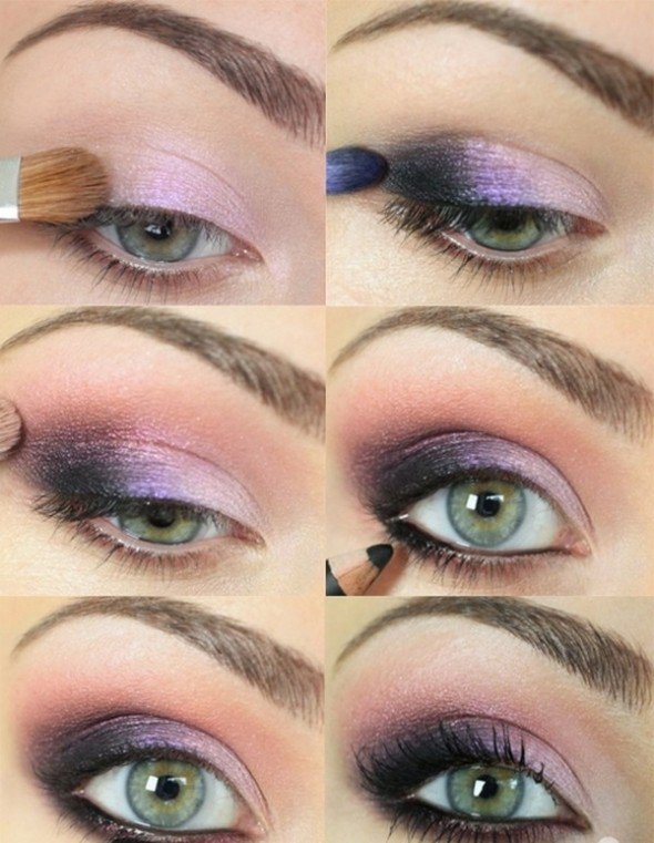 Great Makeup Tutorials For Green Eyes