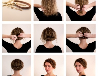 SOFT-UPDO-for-short-HAIR