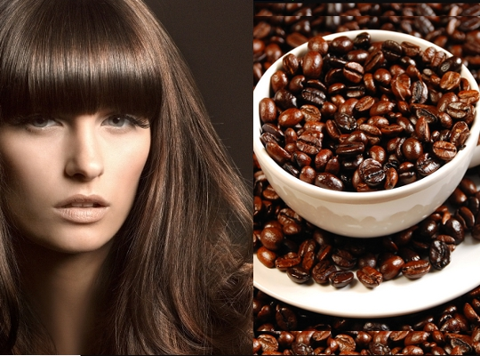 Coffee for natural hair color ideas