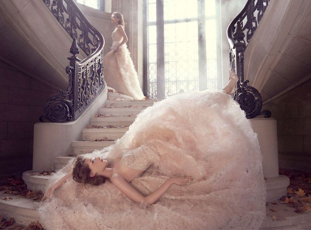 lazaro-bridal-floral-textured-ball-chantilly-lace-corseted-beaded-overlay-sweetheart-ballerina-chapel-3505_zm-640x473