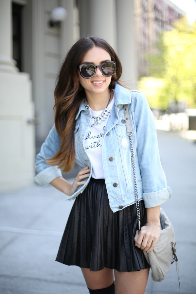 Shop for jean & denim jackets for women at lidarwindtechnolog.ga Browse women's jean & denim jackets & vests from top brands like Topshop, Levi's, Hudson & more. Free shipping & returns.