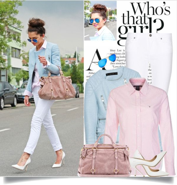 15 Pastel Polyvore Outfit Combinations