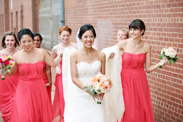 7 Spring Wedding Colors For Bridesmaid Dresses