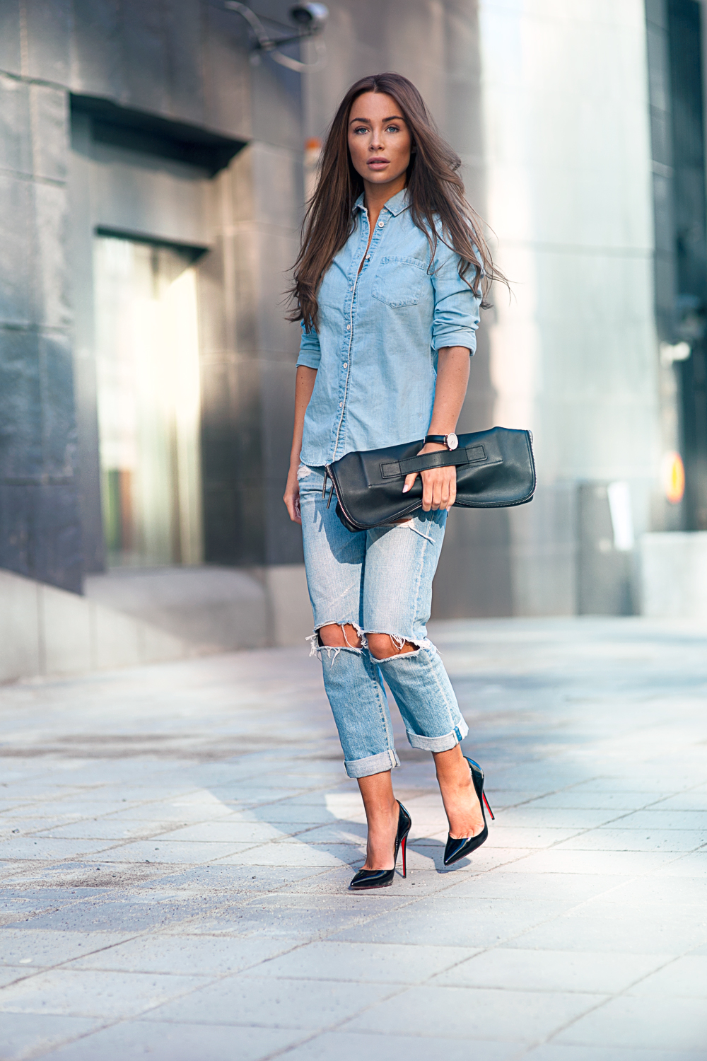 Jeans and shoes fashion 11