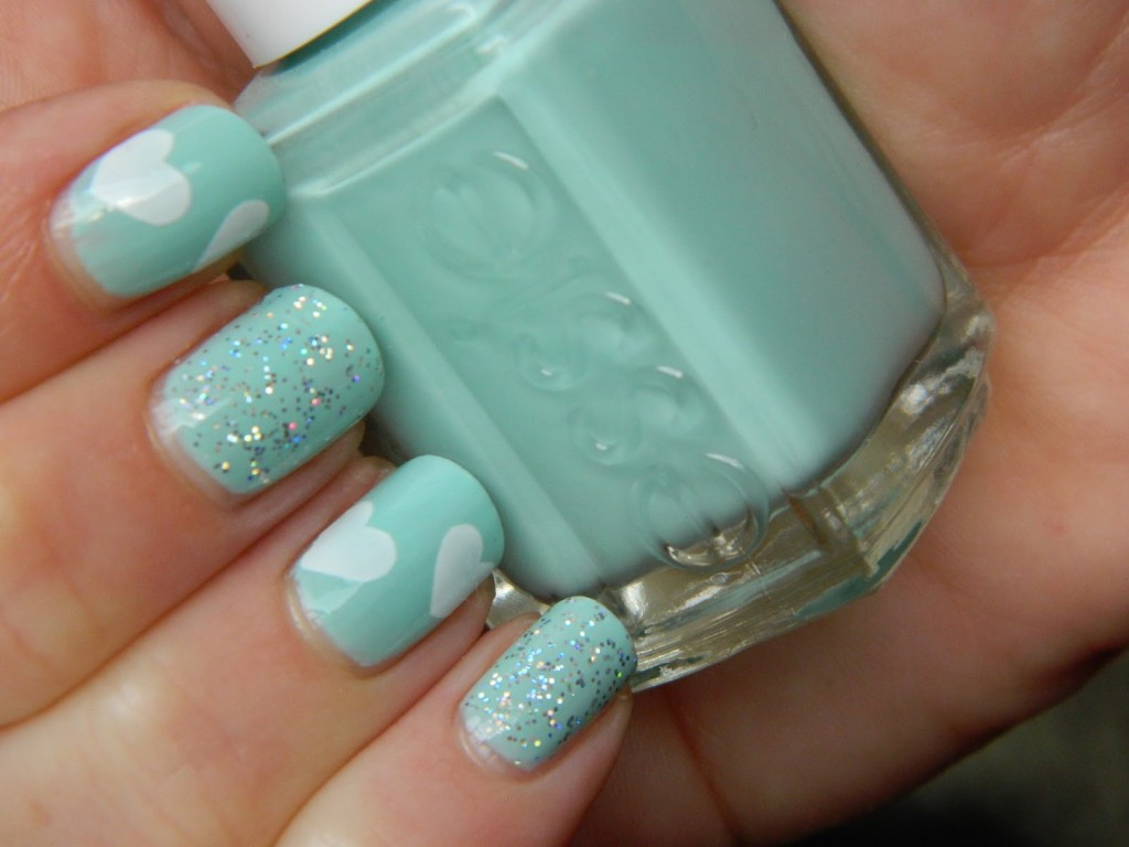 lovely mint nail designs to draw inspirationfrom