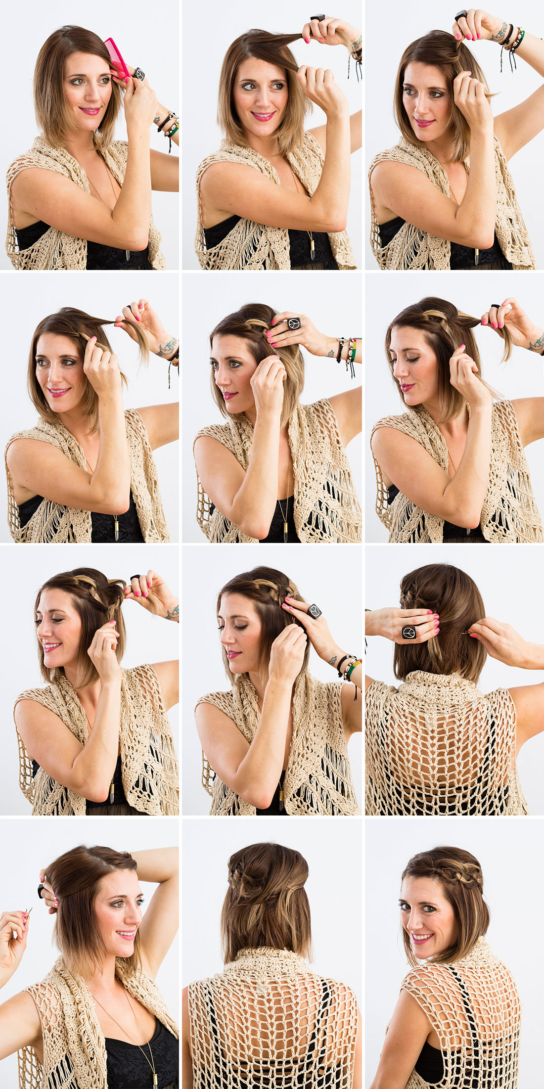 100+ Natural Hairstyles Tutorials Easy Natural Hairstyles For Short Medium Length Natural Hair,37 Best Hair Images On Pinterest