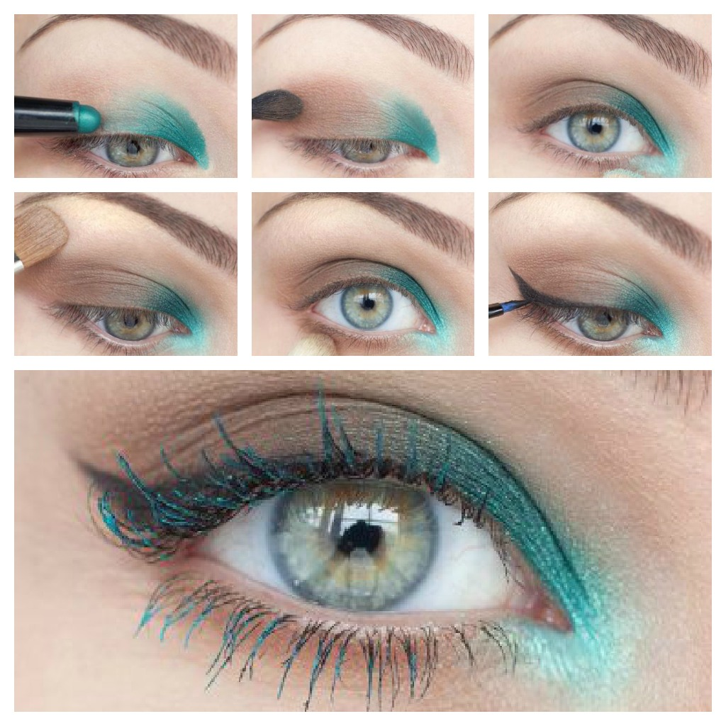 10 Eye Makeup Tutorials For The Summer Time