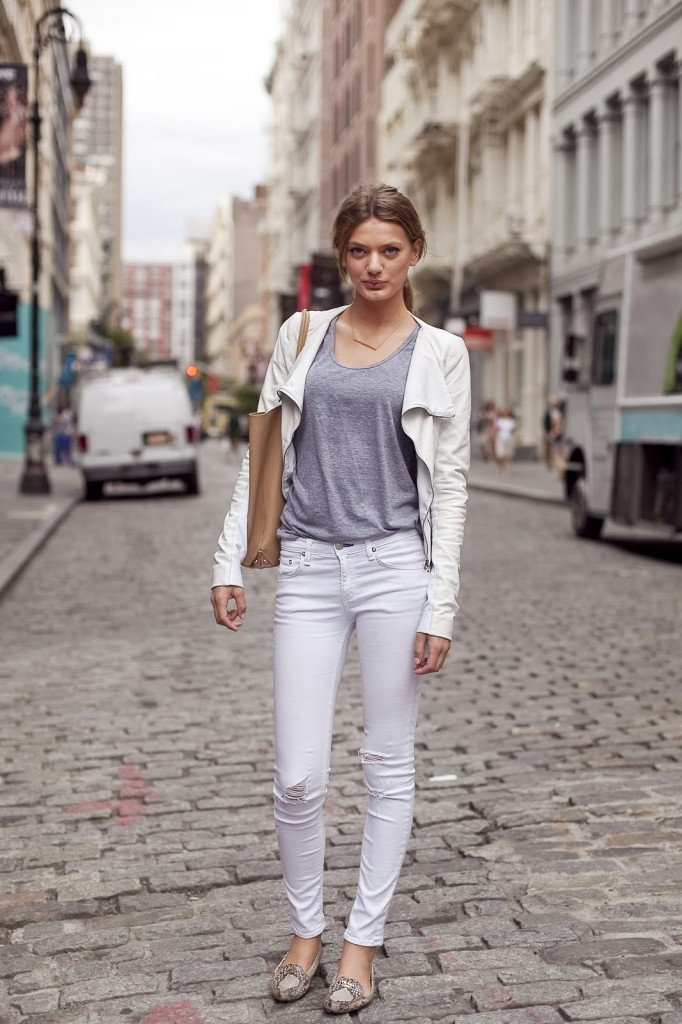 White Pants - Must-Have Pants For Summer Time