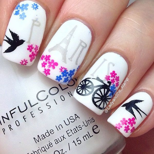15 Wonderful Nail Designs You Can Try To Copy