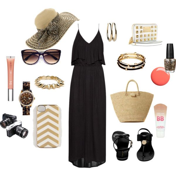 1513fcd07f Great Beach Polyvore Combos To Copy Now