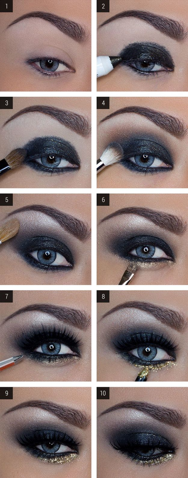 Famoso 11 Step-by-Step Makeup Tutorials For The Upcoming Fall GV48