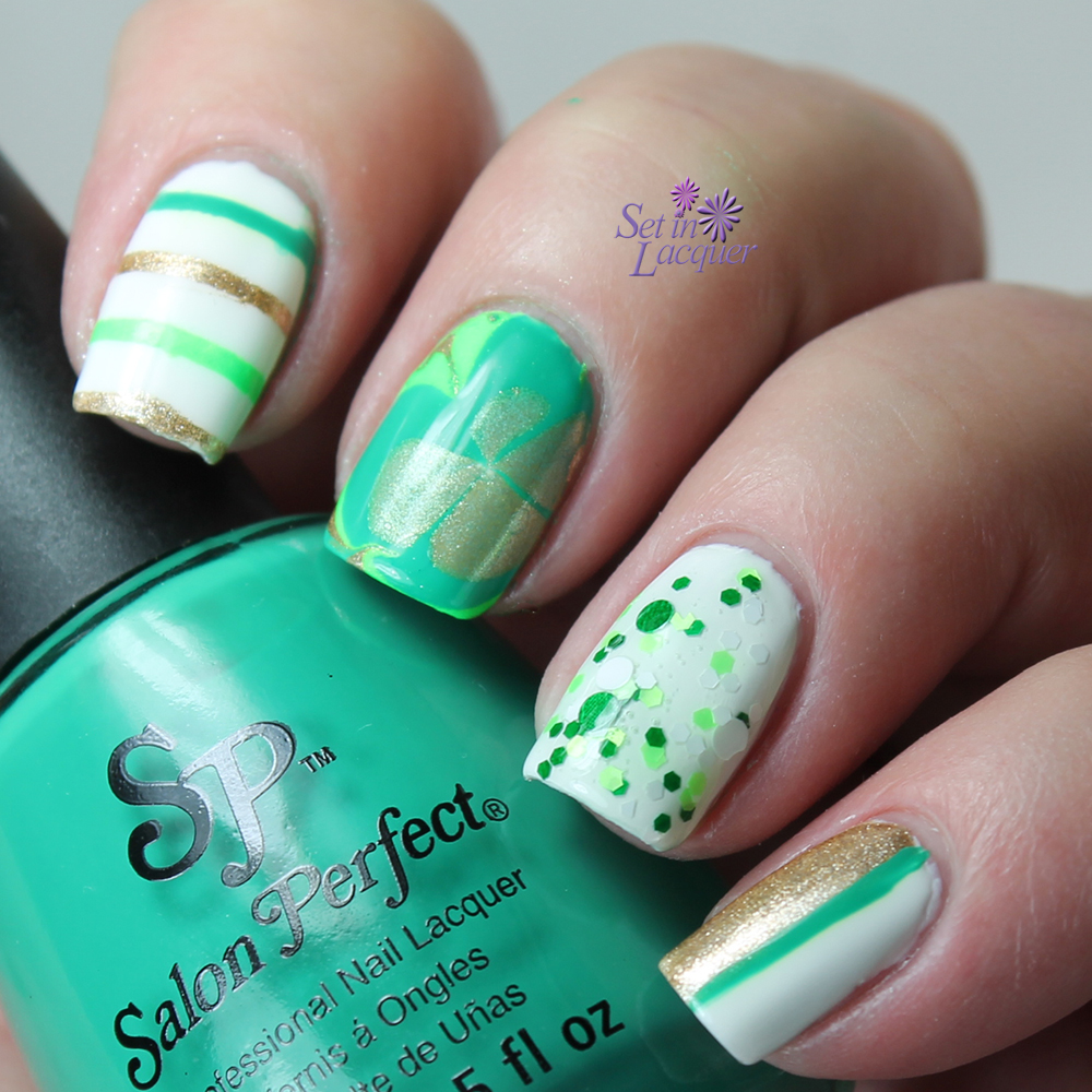 St. Patrick\'s Day Nail Designs You Can Try To Copy