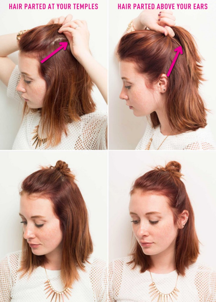 15 Step By Step Hair Tutorials For Every Occasion