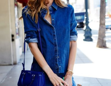 3 denim outfit