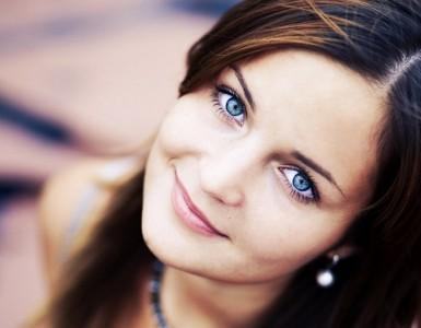 Blue Eye Make Up