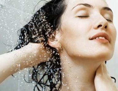 hair-washing