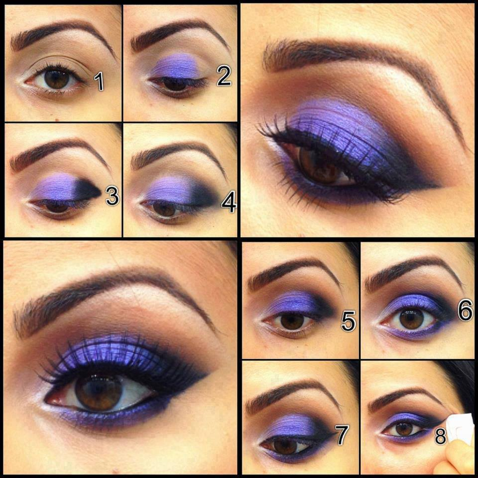 How To Put On Smokey Eyeshadow For Brown Eyes The Best Makeup