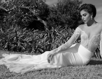 Glamorous and Sexy Wedding Dress