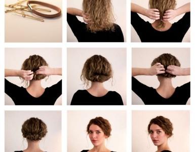 SOFT-UPDO-for-short-HAIR