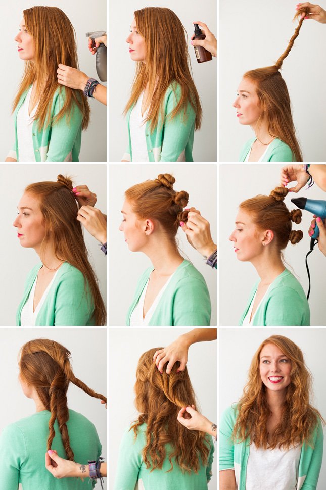 How To Do No Heat Curls And Waves