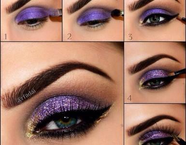 purple-and-gold-eye-makeup-bmodish