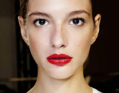 Red-Lips-1-spring 2015 makeup trend