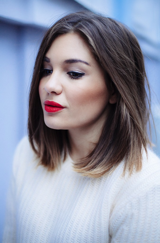 images of medium length haircuts 4 ways to style the lob 2042
