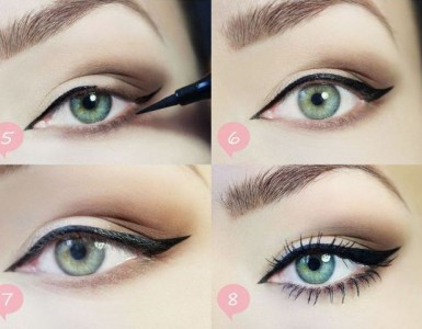 eyeliner makeup tutorial