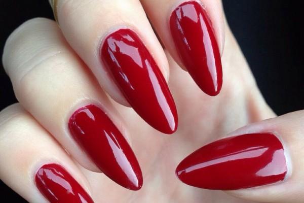 Wine-Red-Stiletto-Nails1-600x400