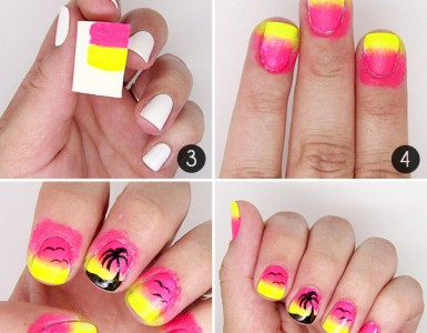 sunset-palm-tree-nail-art_85019.