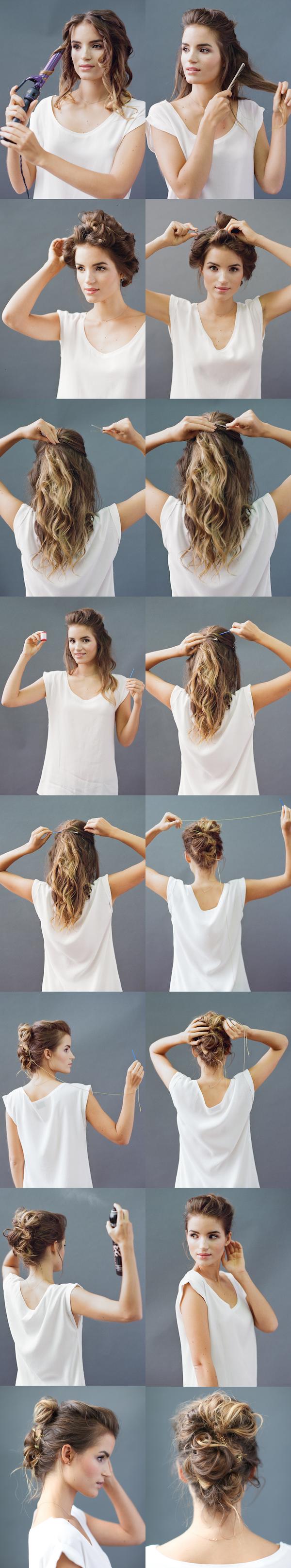 lora-kelley-gold-stitch-hair-diy