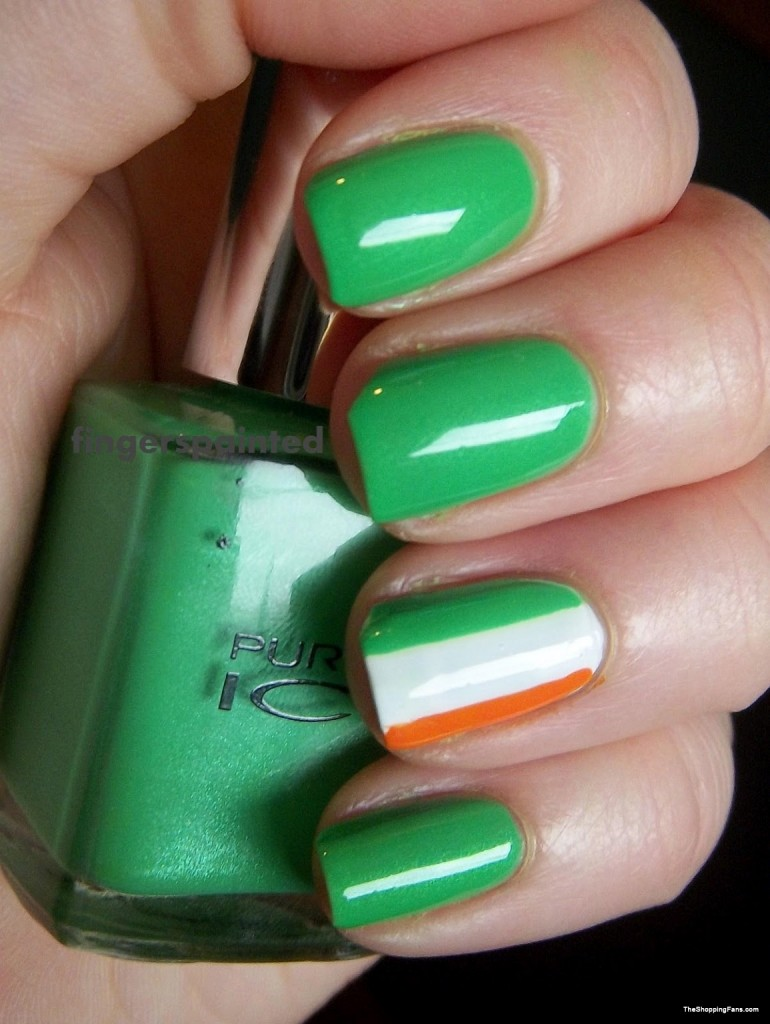 green-week-irish-flags-nail-art