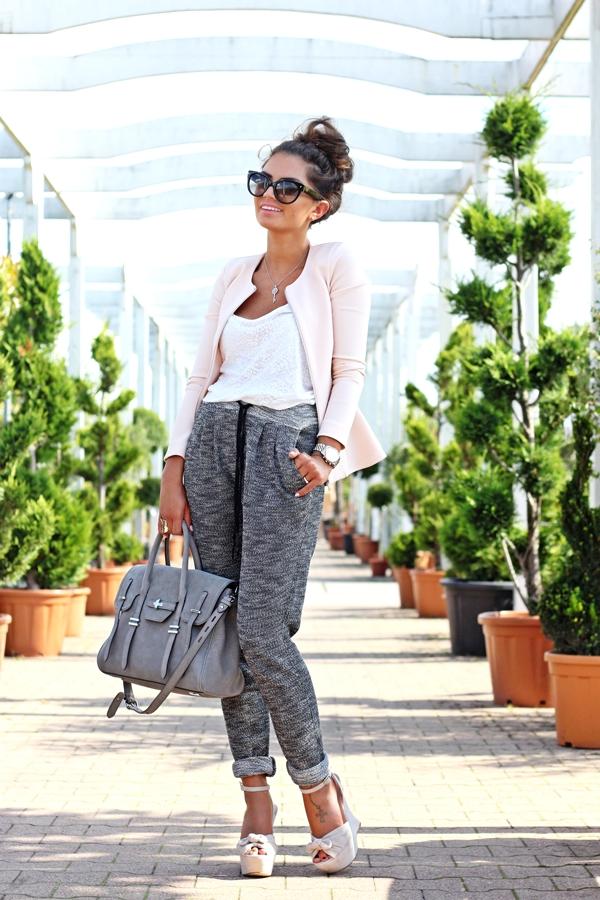 casual-shopping-outfit-joggings-pants-hm-rebeccaminkoff-bag-topshop-zara-guess-2b58